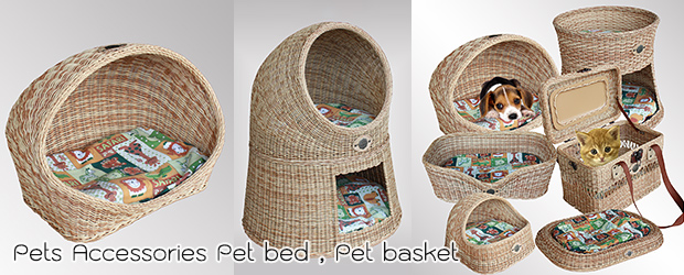 Pets Accessories Pet bed, Pet basket